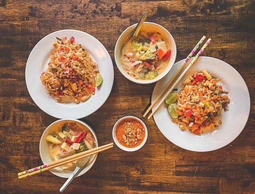 Vegan Kochkurs Thailand
