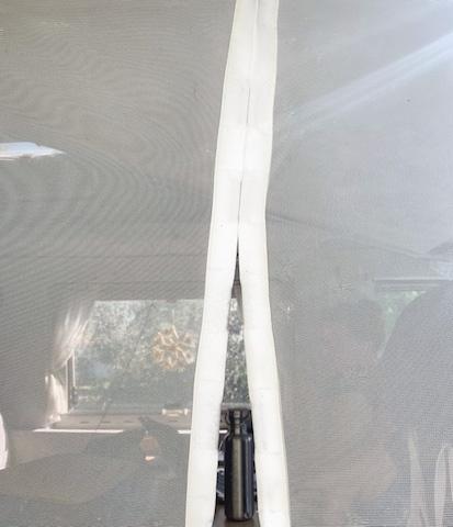 Insektenschutz Wohnmobil selber bauen