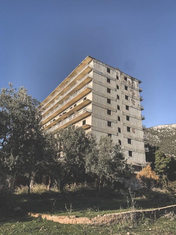 Roadtrip Peloponnes Saladi Beach Hotel