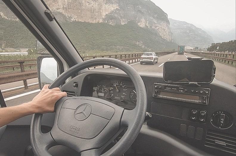 Mercedes Sprinter Cicada