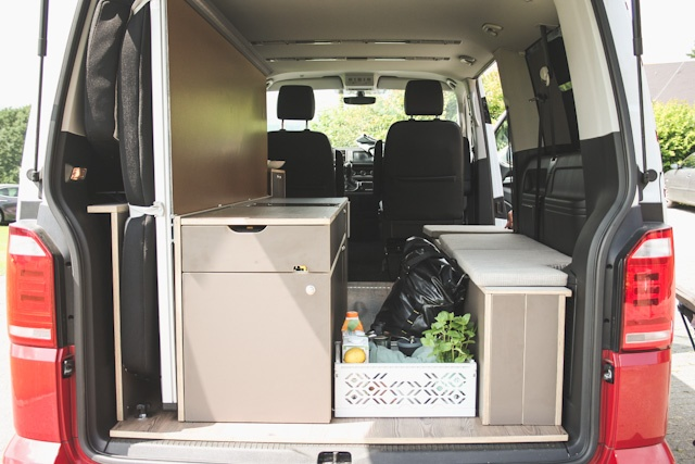 Camper Ausbau Module, Good Life Vans