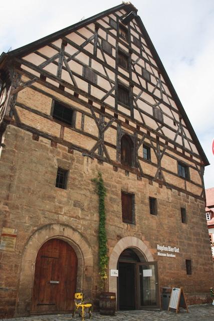 Brauereitour Franken Wohnmobil