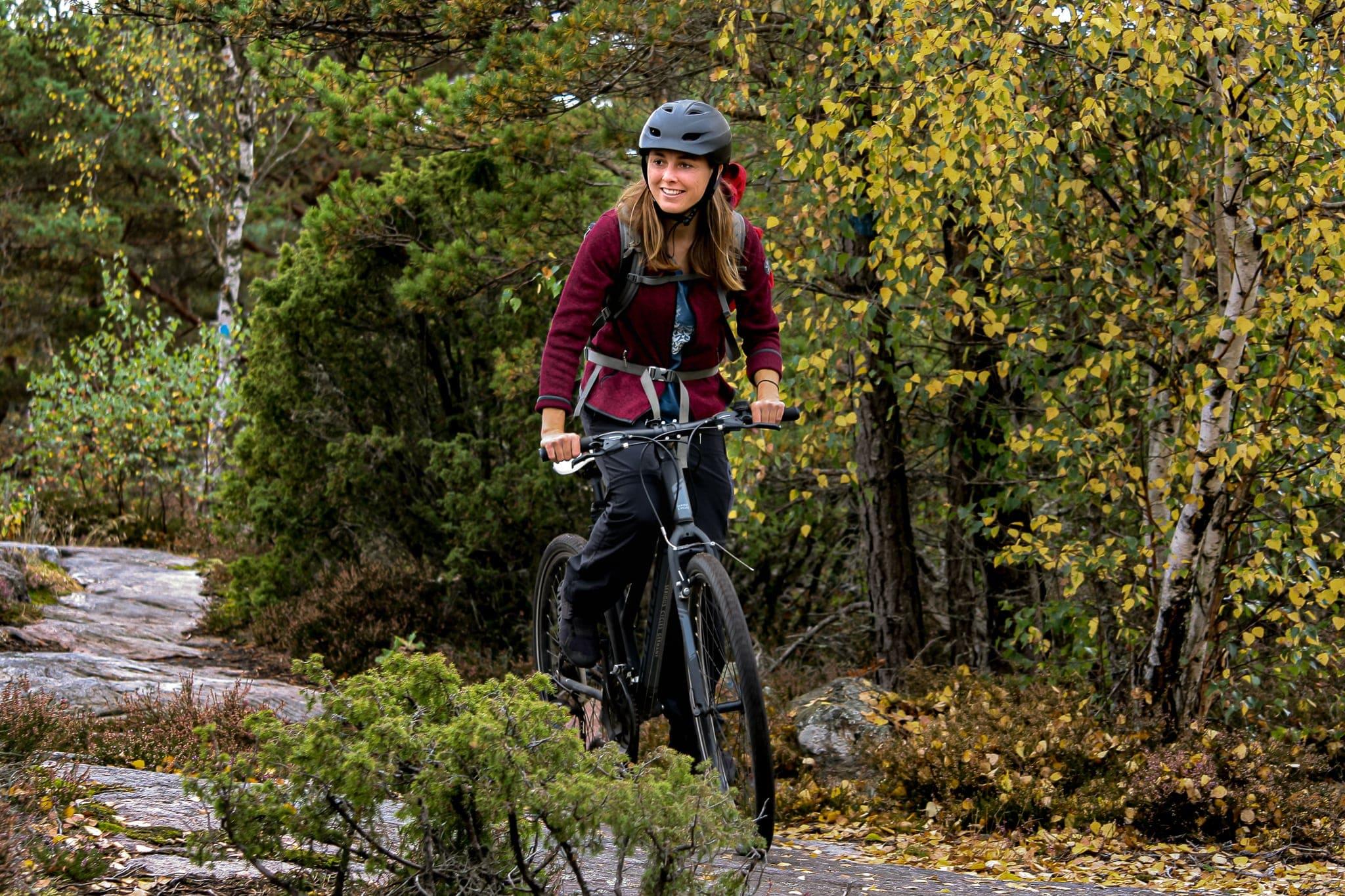 Mountainbike Bohuslän